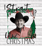 Strait Up Love Christmas
