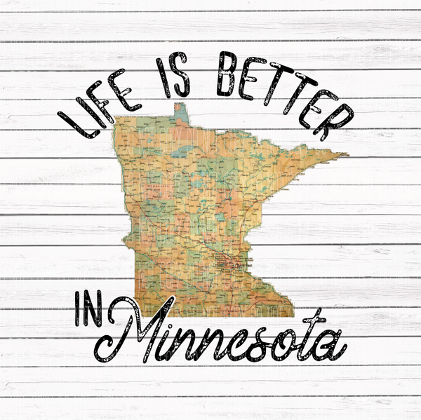 Life is better in Minnesota