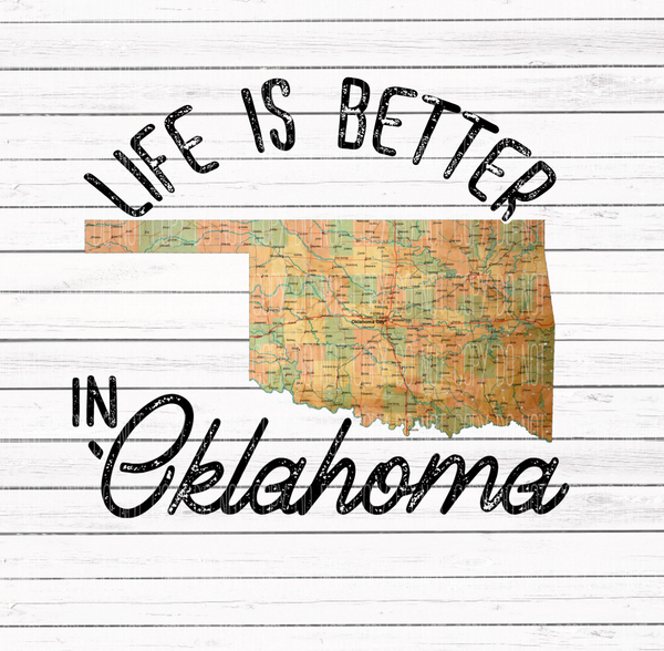 Life is better in Oklahoma