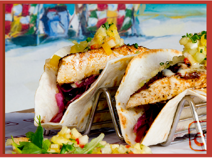 Chef's Pick Fish Tacos
