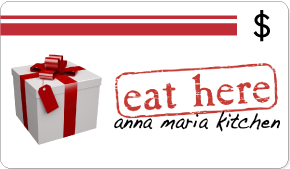 eat here Gift Card