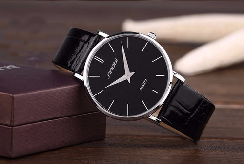 Ultra Thin Casual Watch - Business001