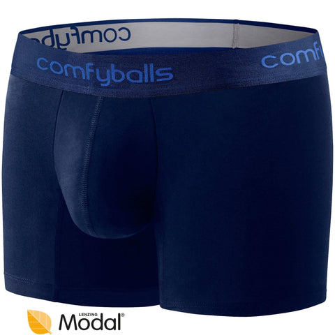 Comfyballs Navy Blue Wood LONG
