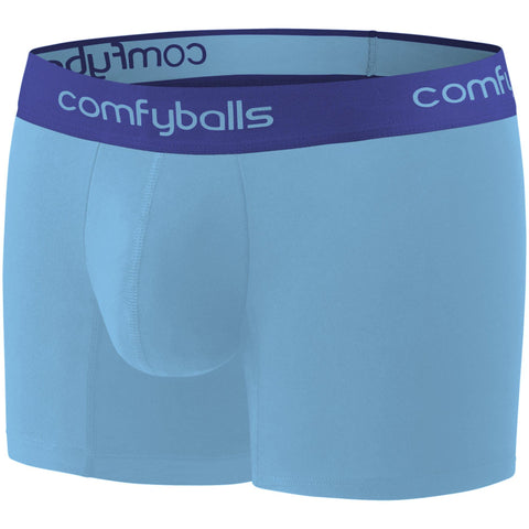 Comfyballs Sky Blue Cotton LONG