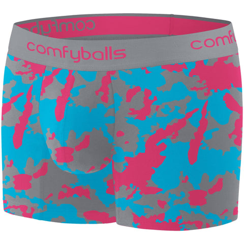 Comfyballs Anti Camo Steel Cotton LONG - at 40% off!