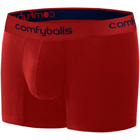Comfyballs Merlot Plum Cotton LONG