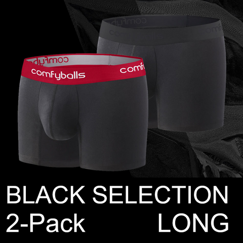 Comfyballs Cotton 2-pack LONG - 30% OFF!