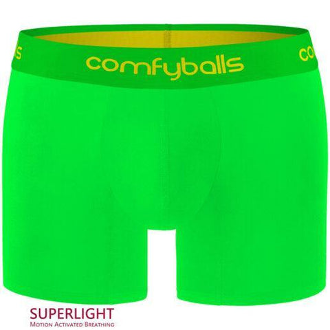 Comfyballs Viper Green Performance Superlight LONG
