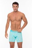 Comfyballs Shark Attack Blue Cotton LONG