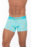 Comfyballs Shark Attack Blue Cotton REGULAR