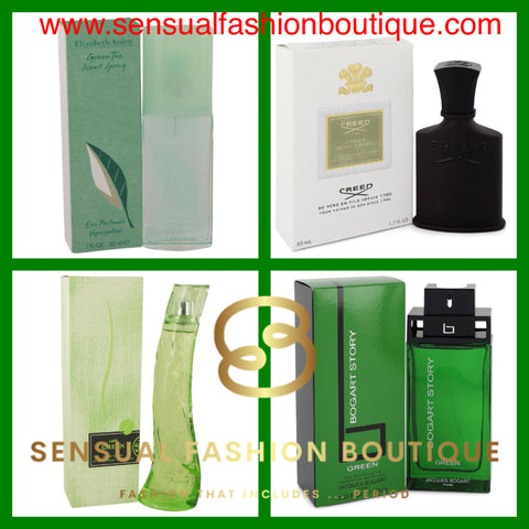 Green Perfumes Refresh