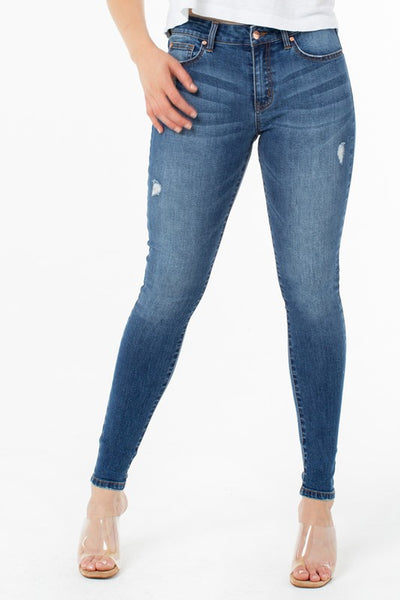 Celebrity Pink Basic Skinny Jeans - Sensual Fashion Boutique