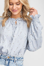 Load image into Gallery viewer, Easel The Second Star Blouse - Sensual Fashion Boutique