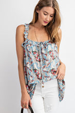 Load image into Gallery viewer, Easel Patchwork Cami Top - Sensual Fashion Boutique