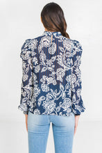 Load image into Gallery viewer, Flying Tomato Printed Shadow Top - Sensual Fashion Boutique