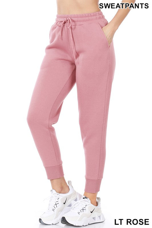The Perfect Spring Sweatpants - Sensual Fashion Boutique