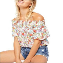 Load image into Gallery viewer, Free People Technicolor Bubble Top - Sensual Fashion Boutique