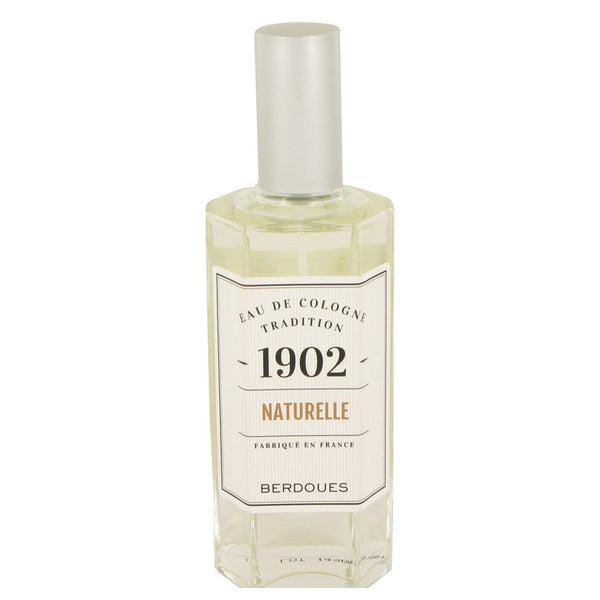 1902 Natural Eau De Cologne Spray (Unisex Tester) By Berdoues - Sensual Fashion Boutique