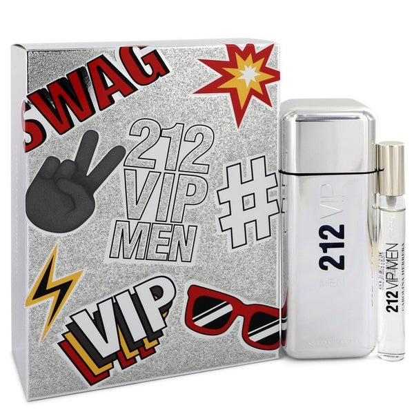 212 Vip Gift Set By Carolina Herrera - Sensual Fashion Boutique