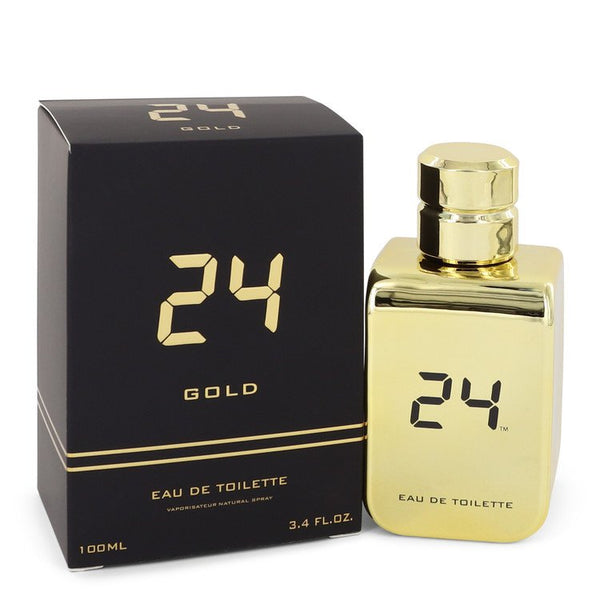 24 Gold The Fragrance Eau De Toilette Spray By ScentStory - Sensual Fashion Boutique