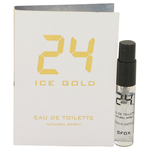 24 Ice Gold Vial (Sample) By ScentStory - Sensual Fashion Boutique