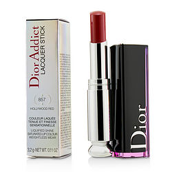 Dior Addict Lacquer Stick - # 857 Hollywood Red --3.2g/0.11oz - Sensual Fashion Boutique