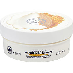 Almond Milk & Honey Body Butter -- 200ml/6.7 oz - Sensual Fashion Boutique