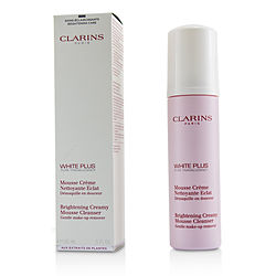 White Plus Pure Translucency Brightening Creamy Mousse Cleanser --150ml/5oz - Sensual Fashion Boutique