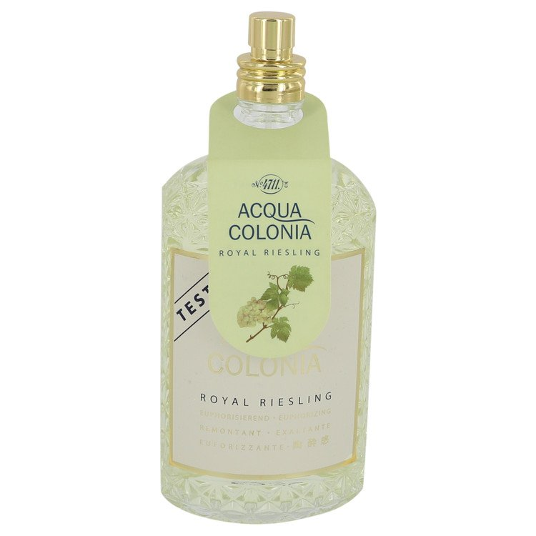 4711 Acqua Colonia Royal Riesling Eau De Cologne Spray (Tester) By Maurer & Wirtz - Sensual Fashion Boutique
