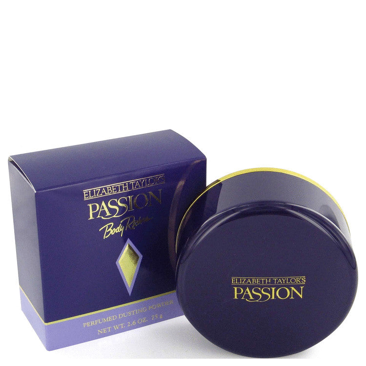 Passion Dusting Powder By Elizabeth Taylor - Sensual Fashion Boutique