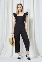Load image into Gallery viewer, Flutter Shoulder Jumpsuit - Sensual Fashion Boutique