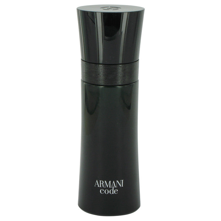 Armani Code Eau De Toilette Spray (unboxed) By Giorgio Armani - Sensual Fashion Boutique