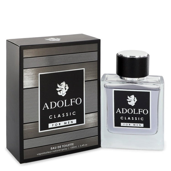 Adolfo Classic Eau De Toilette Spray By Francis Denney - Sensual Fashion Boutique