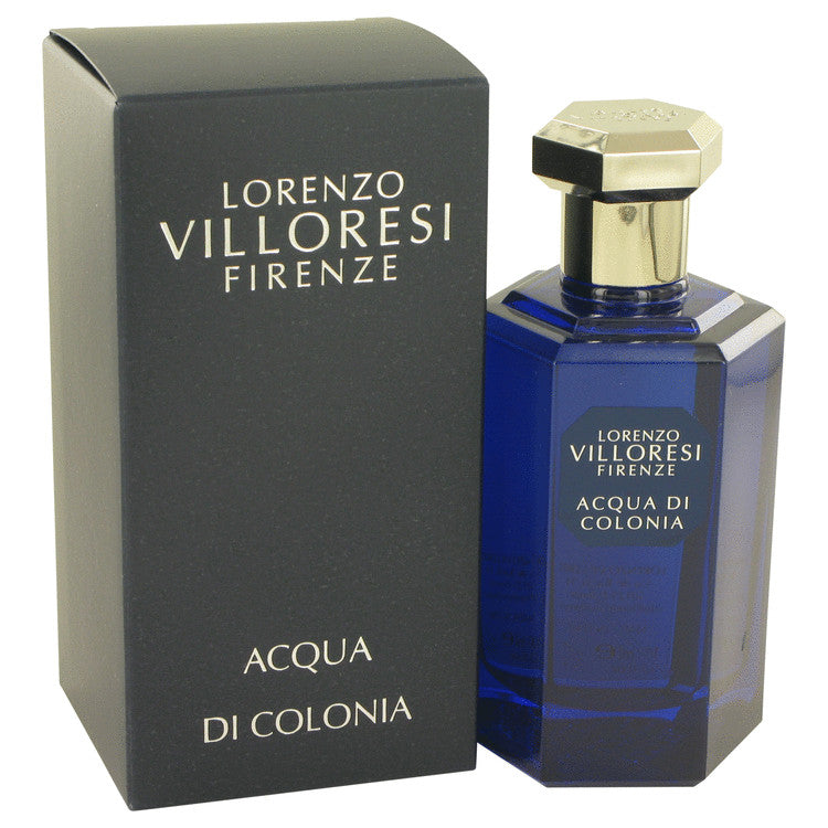 Acqua Di Colonia (lorenzo) Eau De Toilette Spray By Lorenzo Villoresi - Sensual Fashion Boutique