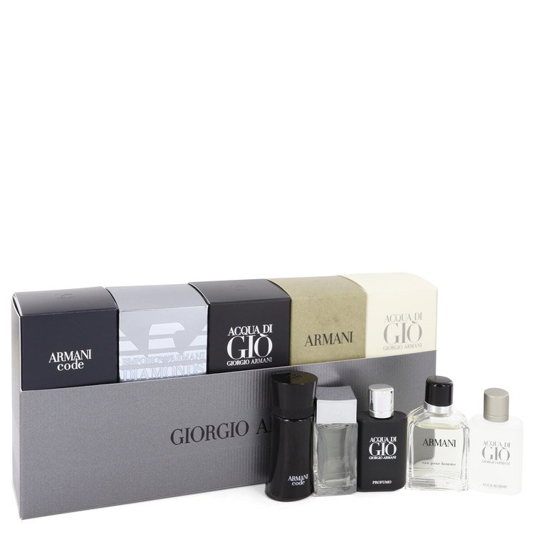 Acqua Di Gio Gift Set By Giorgio Armani - Sensual Fashion Boutique