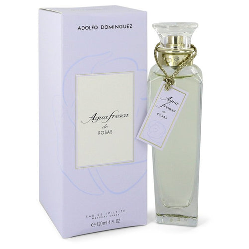 Agua Fresca De Rosas Eau De Toilette Spray By Adolfo Dominguez - Sensual Fashion Boutique