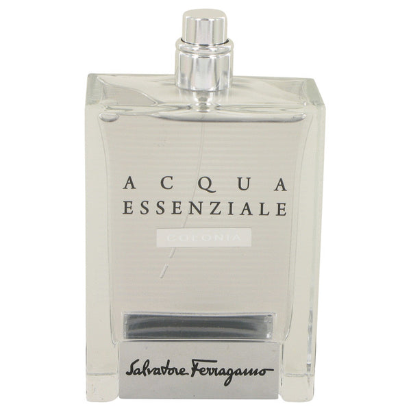 Acqua Essenziale Colonia Eau De Toilette Spray (Tester) By Salvatore Ferragamo - Sensual Fashion Boutique