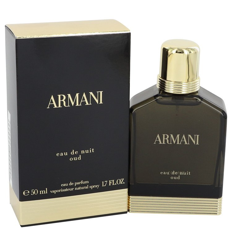 Armani Eau De Nuit Oud Eau De Parfum Spray By Giorgio Armani - Sensual Fashion Boutique