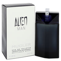Alien Man Eau De Toilette Refillable Spray By Thierry Mugler - Sensual Fashion Boutique