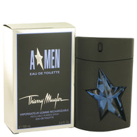 Angel Eau De Toilette Spray Refillable (Rubber) By Thierry Mugler - Sensual Fashion Boutique