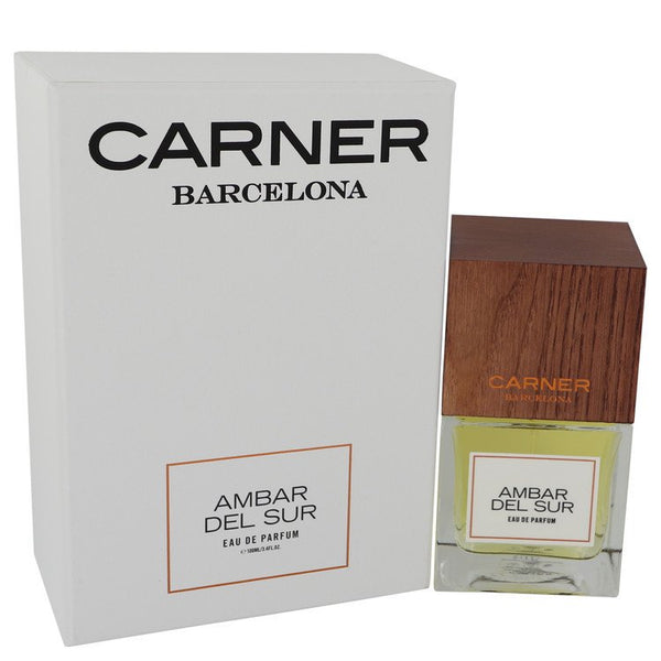 Ambar Del Sur Eau De Parfum Spray (Unisex) By Carner Barcelona - Sensual Fashion Boutique