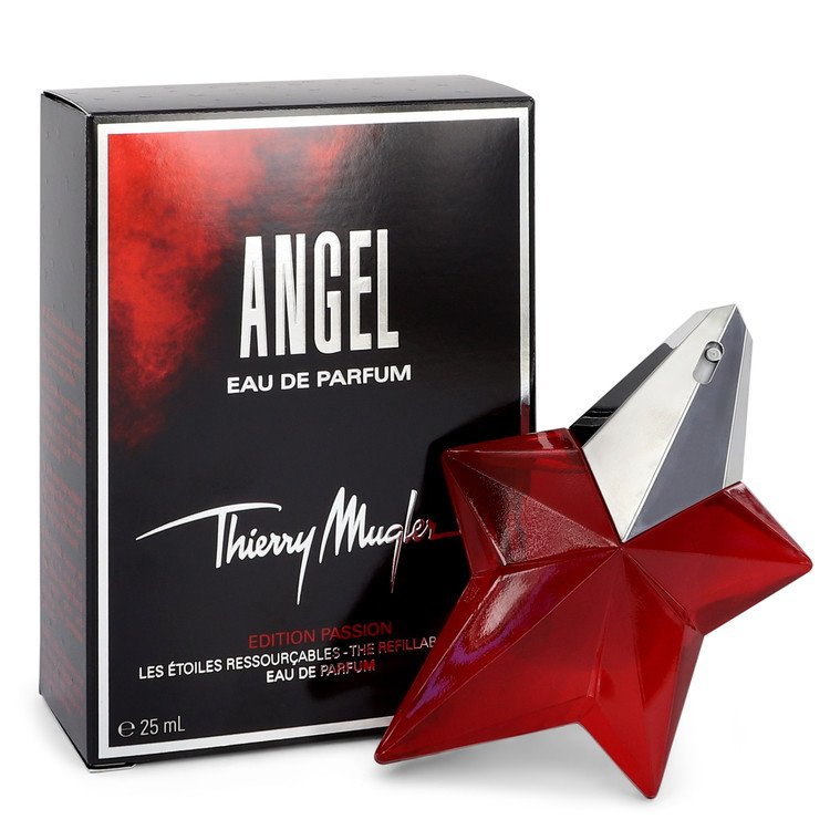Angel Passion Star Eau De Parfum Refillable Spray By Thierry Mugler - Sensual Fashion Boutique