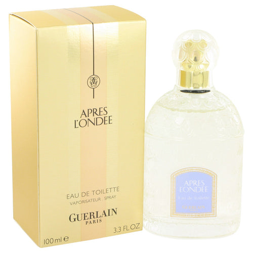 Apres L'ondee Eau De Toilette Spray By Guerlain - Sensual Fashion Boutique