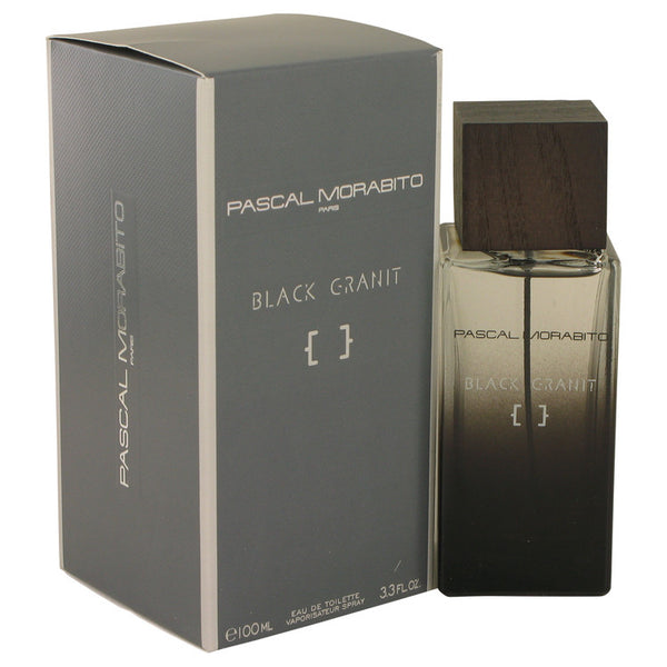 Black Granit Eau De Toilette Spray By Pascal Morabito - Sensual Fashion Boutique