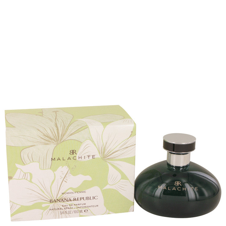 Banana Republic Malachite Eau De Parfum Spray (Special Edition) By Banana Republic - Sensual Fashion Boutique