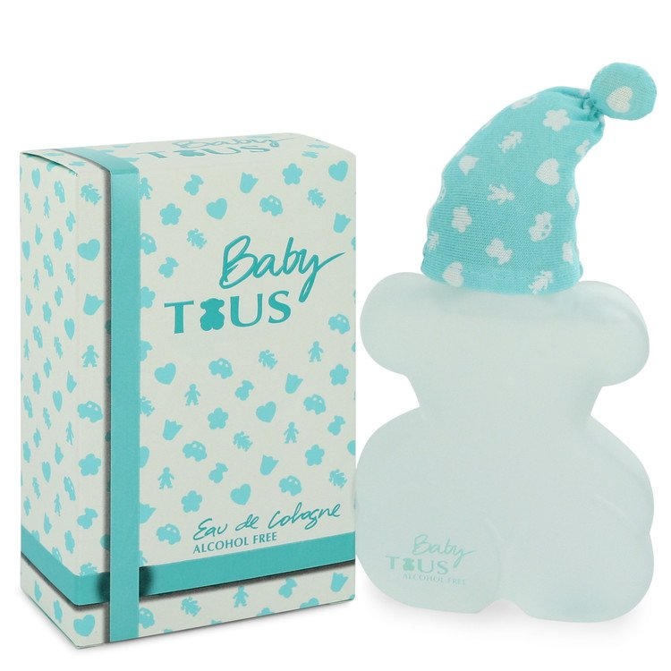 Baby Tous Eau De Cologne Spray (Alcohol Free) By Tous - Sensual Fashion Boutique