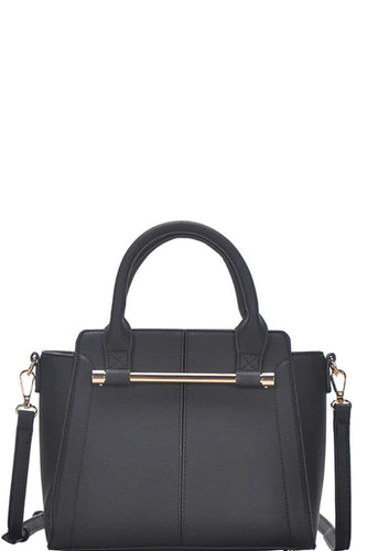 Chic Fashion Stylish Satchel Bag With Long Strap - Sensual Fashion Boutique
