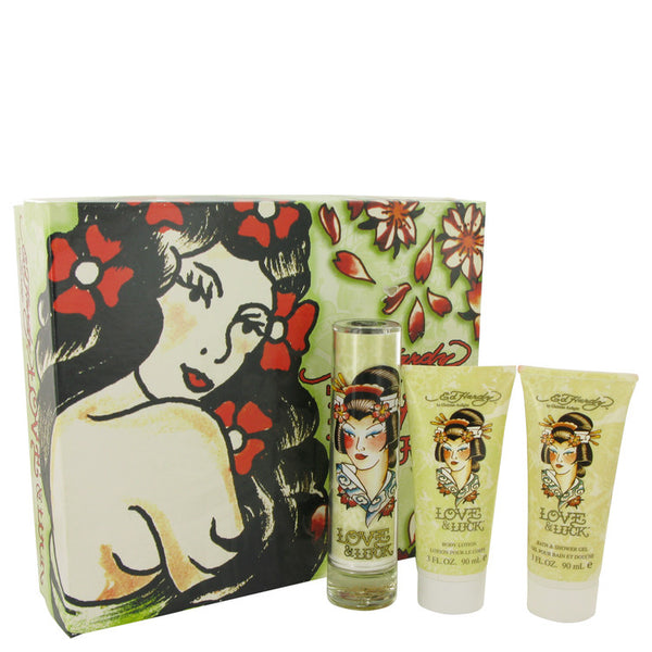Love & Luck Gift Set By Christian Audigier - Sensual Fashion Boutique