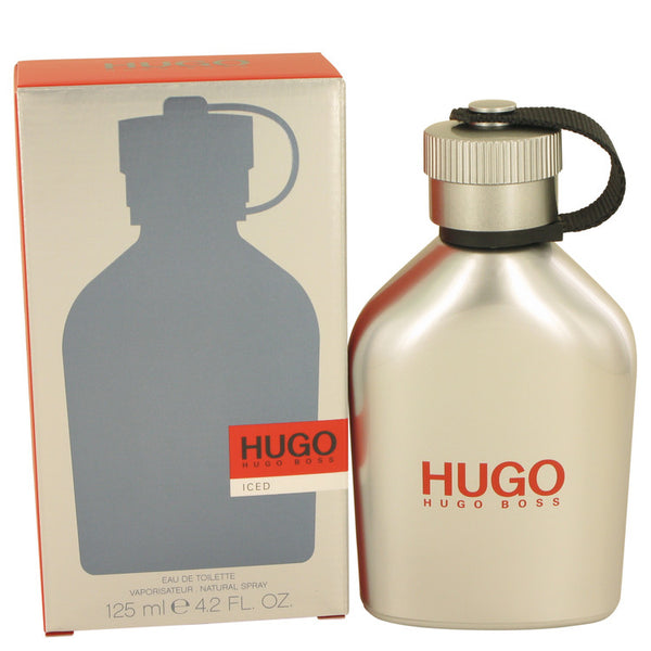Hugo Iced Eau De Toilette Spray By Hugo Boss - Sensual Fashion Boutique