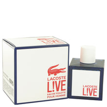 Load image into Gallery viewer, Lacoste Live Eau De Toilette Spray By Lacoste - Sensual Fashion Boutique